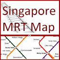 Singapore MRT Map (Free) icon
