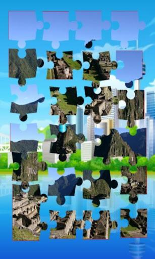 Jigsaw Wonders Of The World