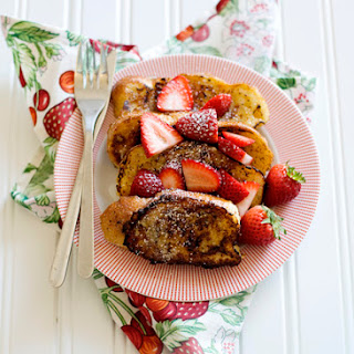 French Toast Brulee.