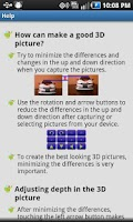 Screenshot of 3D Camera - Make It 3D Free