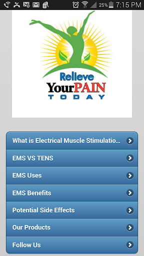 Relieve Your Pain Today
