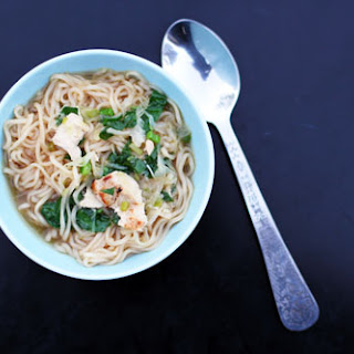 Easy Asian Chicken Noodle Soup (a.k.a. Homemade Ramen).
