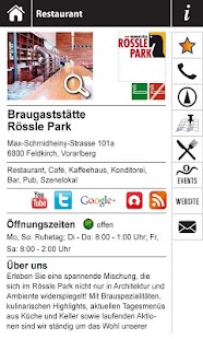 Menüs & Events von Restaurants- screenshot thumbnail