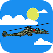 Flappy Heli Shooter