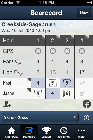 Stonebridge Golf Club - screenshot