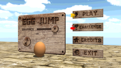 Egg Jump 3D