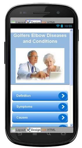 Golfers Elbow Information