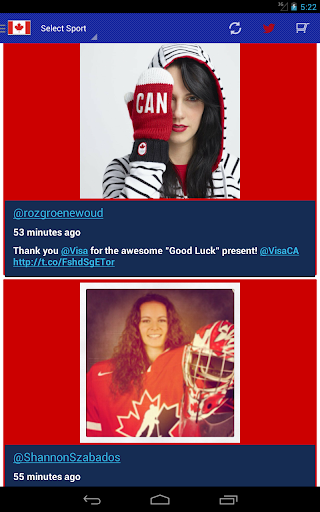 Canada Winter Games Sochi