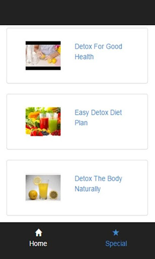 Health Detox Free