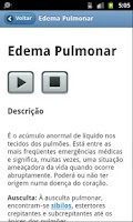 Screenshot of Ausculta Pulmonar Lite