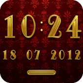 JAZZ Digital Clock Widget