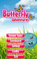 Screenshot of Butterfly Adventures