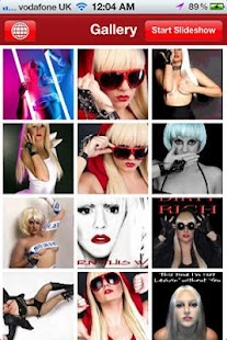 Lady Gaga Tribute Act - screenshot thumbnail