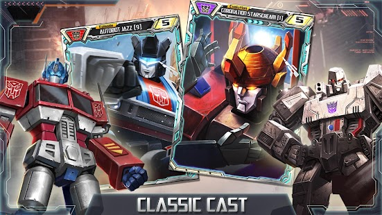 Transformers Legends- screenshot thumbnail
