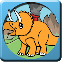 Kids Dinosaurs icon