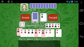 Screenshot of Gin Rummy - Net Gin Free