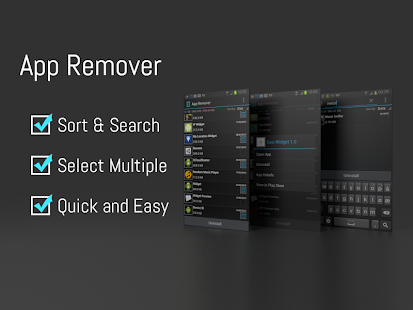 App Remover- screenshot thumbnail
