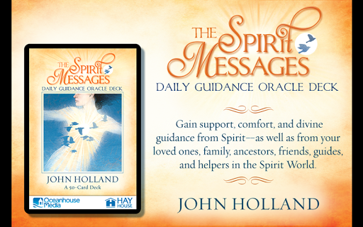 Spirit Messages Daily Guidance