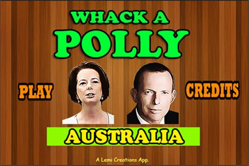 Whack A Polly Australia
