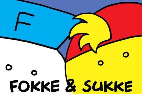 Fokke en Sukke- screenshot