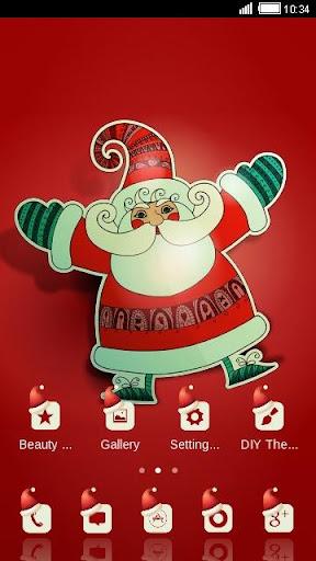 聖誕老人主题 個人化 App-癮科技App