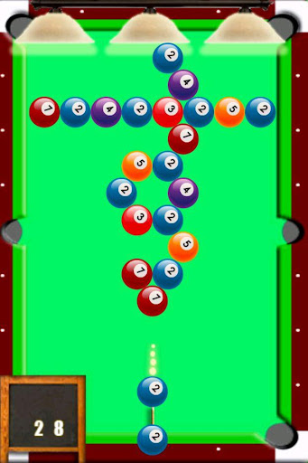 玩免費街機APP|下載Bubble Shooter Billiard app不用錢|硬是要APP