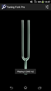 Tuning Fork - screenshot thumbnail