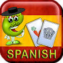 Spanish Baby Flashcards 4 Kids icon