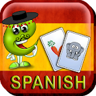 Spanish Baby Flashcards 4 Kids icon