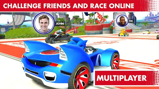 玩免費賽車遊戲APP|下載Sonic Racing Transformed app不用錢|硬是要APP