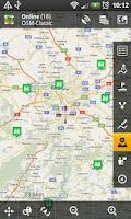 Screenshot of Locus Map - add-on AR