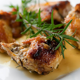 Buttered Rosemary Chicken