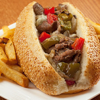 Philly-Style Steak Sandwiches.