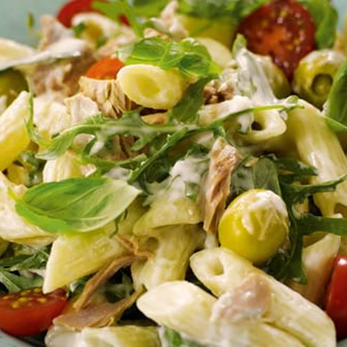 Paradise Pasta Salad