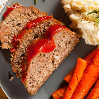Ranch Meatloaf.