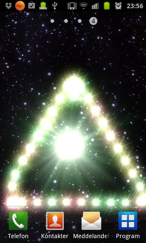 Supernova HD Live Wallpaper- screenshot