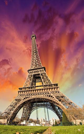 パリライブ壁紙