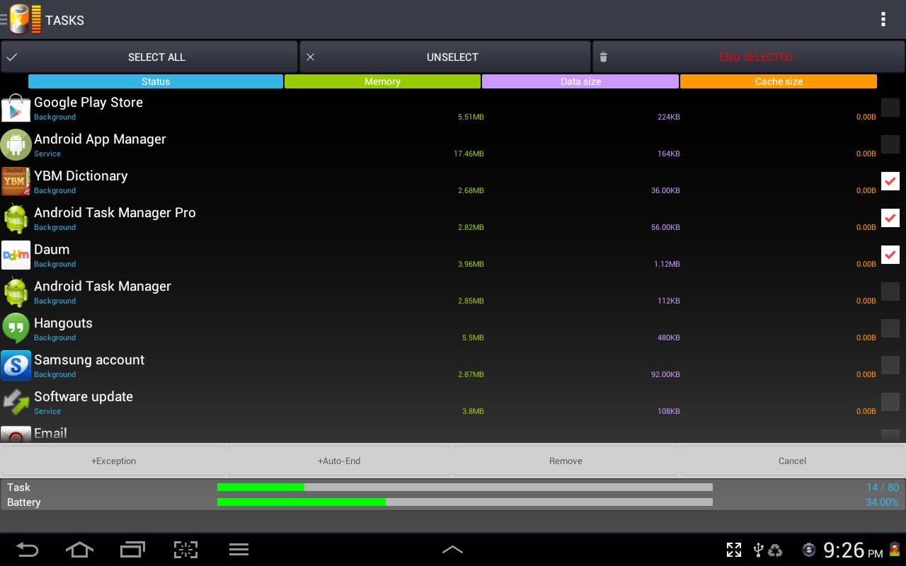Smart Battery Saver - screenshot