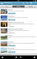 Screenshot of New Mexico Guide by Triposo