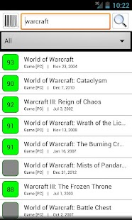 Metacritic Searcher - screenshot thumbnail
