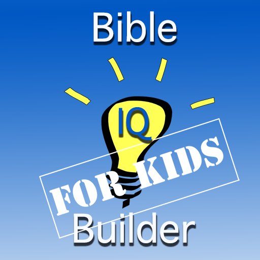 Bible IQ Builder for Kids LOGO-APP點子