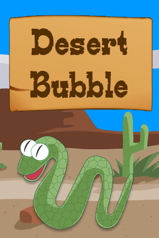 Desert Bubble (Free) - screenshot