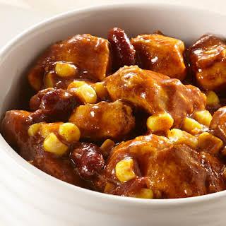 Chunky Chicken Chili.