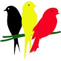 Birds Of Uganda logo