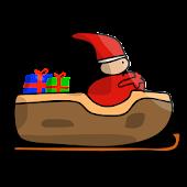 Santas gift delivery express