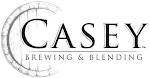 Logo for Casey Brewing & Blending