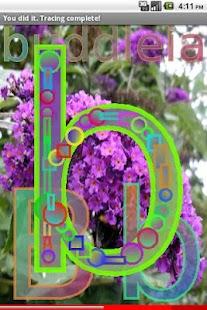 Easy Flower Alphabet 3 FREE- screenshot thumbnail