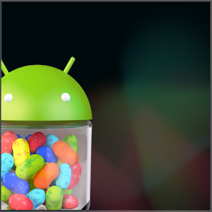 how to change launcher android jelly bean