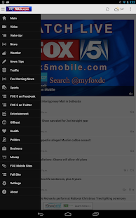 WTTG FOX 5 DC - myfoxdc.com - screenshot thumbnail