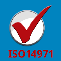 ISO 14971 Audit icon